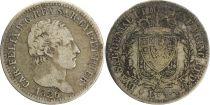 Sardaigne 1 Lira Charles Felix - Armoiries -1826 L