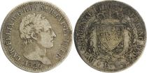 Sardinia 1 Lire Carlo Felix - Arms - 1826 L