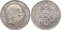 Saxony 1 Thaler Friedrich Auguste III - Arms - 1764 EDC