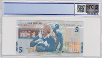 Scotland 5 Pounds Lord Ilay - Jack Nicklaus - PCGS 67 OPQ