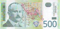Serbie 500 Dinara Jovan Cvijic