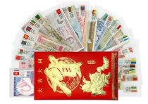 Set of 52 differents banknotes - 22 Countries - UNC