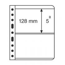 "Sheets VARIO 1S, 8 1/2 x 11\"" (216x280mm), 1 pocket, black"