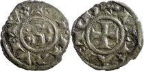 Siena Denier, City of Siena - Cité de Sienne - Republic(1180-1390)