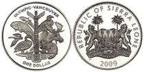 Sierra Leone 1 Dollar, SLE.010