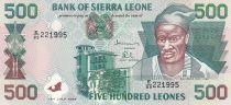 Sierra Leone 500 Leones - K. Londo - Bateaux de pêche - 1998