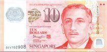 Singapour 10 Dollars E.Y. bin Ishak - Sportifs 2015