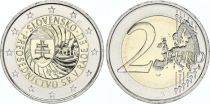 Slovakia 2 Euro Slovak presidency of Europa - 2016