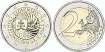 Slovaquie 2 Euro Présidence Slovaque de l\'Europe - 2016