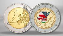 Slovaquie 2 Euro Visegrad
