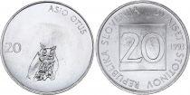 Slovenia 20 Stotinov - 1992