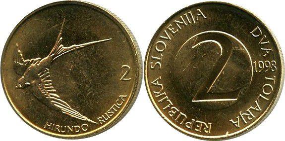 Slovénie 2 Tolarjav