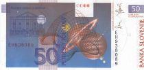 Slovénie 50 Tolarjev - J. Vega - Planètes - 1992 - P.13 - Neuf