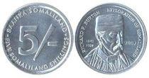 Somaliland 5 Shillings