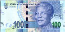 South Africa 100 Rand Nelson Mandela - Centenary 1918-2018