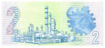South Africa 2 Rand Jan Van Riebeeck - Industry - 1989