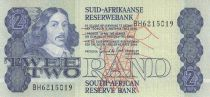 South Africa 2 Rand ND1981-83 - Jan Van Riebeek, Factory