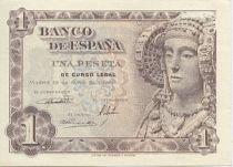 Spagna 1 Peseta Dame of Elche