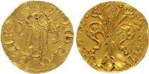 Spain 1/2 Florin, Alfons IV (1416-1458) - Mallorca