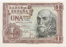 Spain 1 Peseta Marqués de Santa Cruz