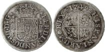 Spain 1 Real  Ferdinand VI - Arms 1749 M JB