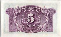 Spain 10 Pesetas - Woman\'s portrait - 1935