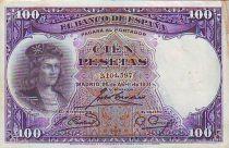 Espagne 100 Pesetas G.F. Cordoba