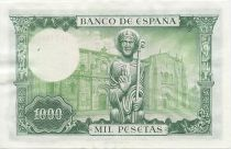 Spain 1000 Pesetas San Isidoro