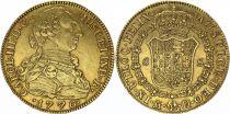 Spain 8 Escudos Carolus IV - 1776 Madrid PJ