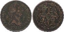 Spain 8 Maravedis Charles III - Arms - 1778