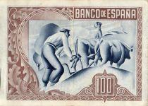 Spain Série de 5 Billets  - Bilbao - 1937