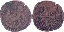 Spanish Netheralnds 1 liar, Ferdinand de Bavière - Province de liège - 1612-50