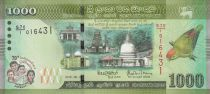 Sri-Lanka 1000 Rupees 2018 - Oiseau - Danseurs - 70 ans Independance