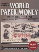 Standard Catalog of World Paper Money, 1368-1960 Ed 14 - 2011 oCCASION