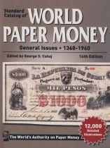 Standard Catalog of World Paper Money, 1368-1960 Ed 14 - 2011 oCCASION