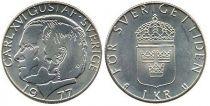 Suède 1 Krona