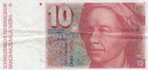 Suisse 10 Francs Leonhard Euler - 1979 - TTB - P.53a