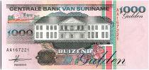 Suriname 1000 Gulden, Récolte - 1993 - Neuf - P.141 a