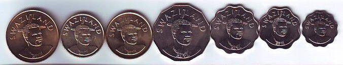 Swaziland SWZ.001 - 1999-2007