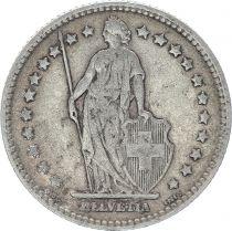Switzerland 1 Franc Helvetia - 1903 B Bern