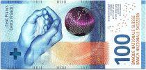 Switzerland 100 Francs - 2019 Hybrid UNC