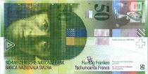 Switzerland 50 Francs - Sophie Taeuber -Arp -  2006