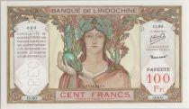 Tahiti 100 Francs ND1952 Spécimen - PCGS MS 66 OPQ