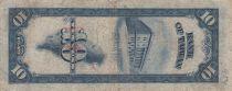 Taïwan 10 Yuan 1949 Sun Yat Sen