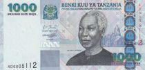 Tanzanie 1000 Schillingi 2003 - Julius Nyerere, Palais