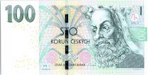 Tchèque République 100 Korun Roi Karel IV - Sceau - 2018