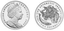 Territoire Britannique d´Outre-mer 2 Pounds, BOT.003 - 2009