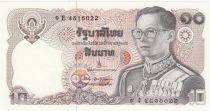 Thaïlande 10 Baht, Rama IX - 1980 Sign. 66 - Neuf - P.87