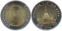 Thaïlande 10 Baht