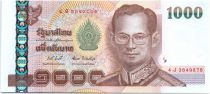 Thaïlande 1000 Baht Rama IX - 2005